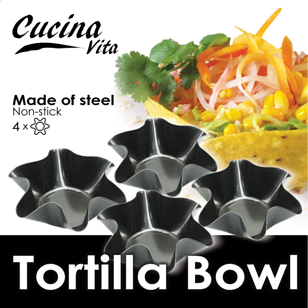 Toritilla Bowl Set