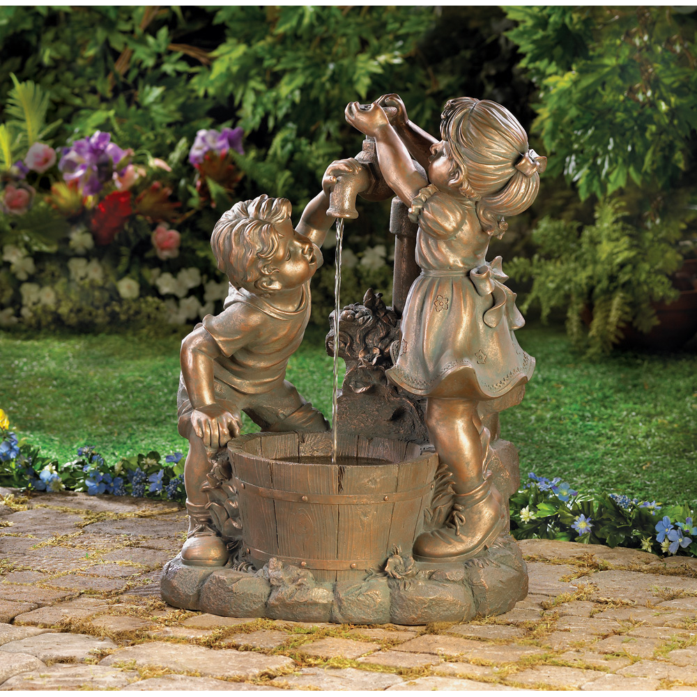 Fun And Play Water Fountain