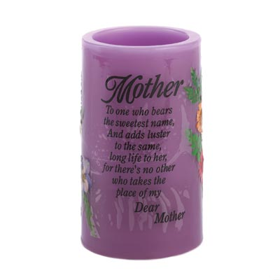 Mother Heartnotes Candle