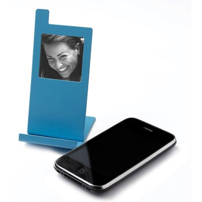 Phone Holder with Photo Frame