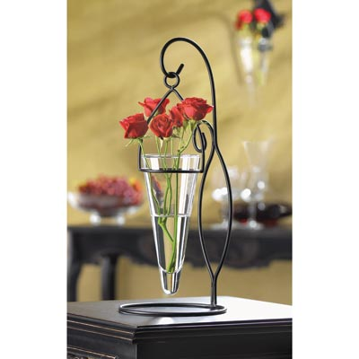 Tabletop Hanging Pendant Vase