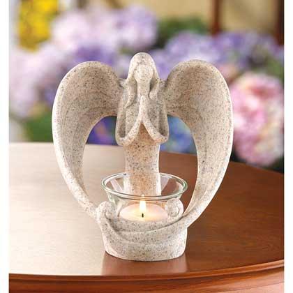 Desert Angel Candleholder